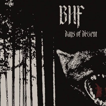 BHF - DAYS OF DISSENT