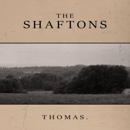THE SHAFTONS - THOMAS EP